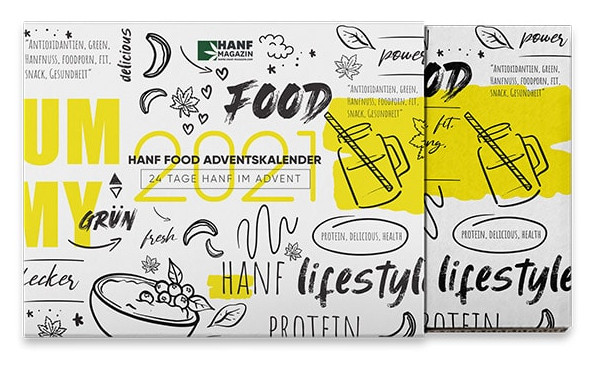 Hanf Food Adventskalender