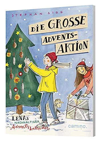 Die große Advents-Aktion: Lenas nachhaltiger Adventskalender