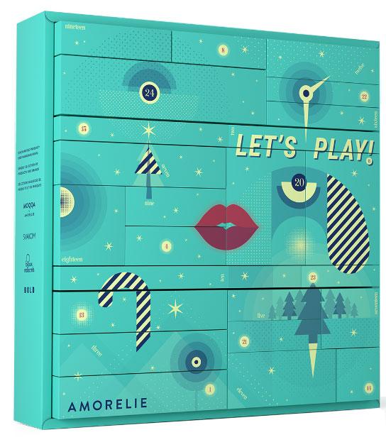 Amorelie Original Adventskalender 2021