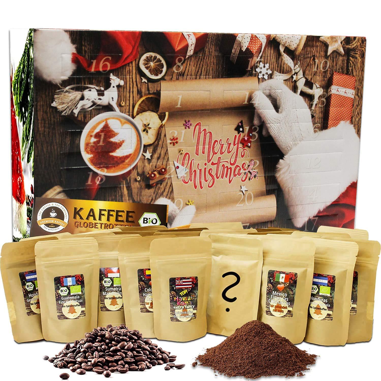 BIO C&T Kaffee-Adventskalender 2021