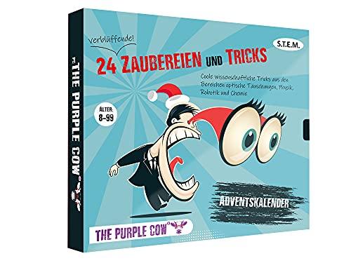 adventskalender countdown 2021 zauber und tricks 24 teile . adventskalender s.t.e.m 2021 deutsch version . 8-99 alter german deutch version
