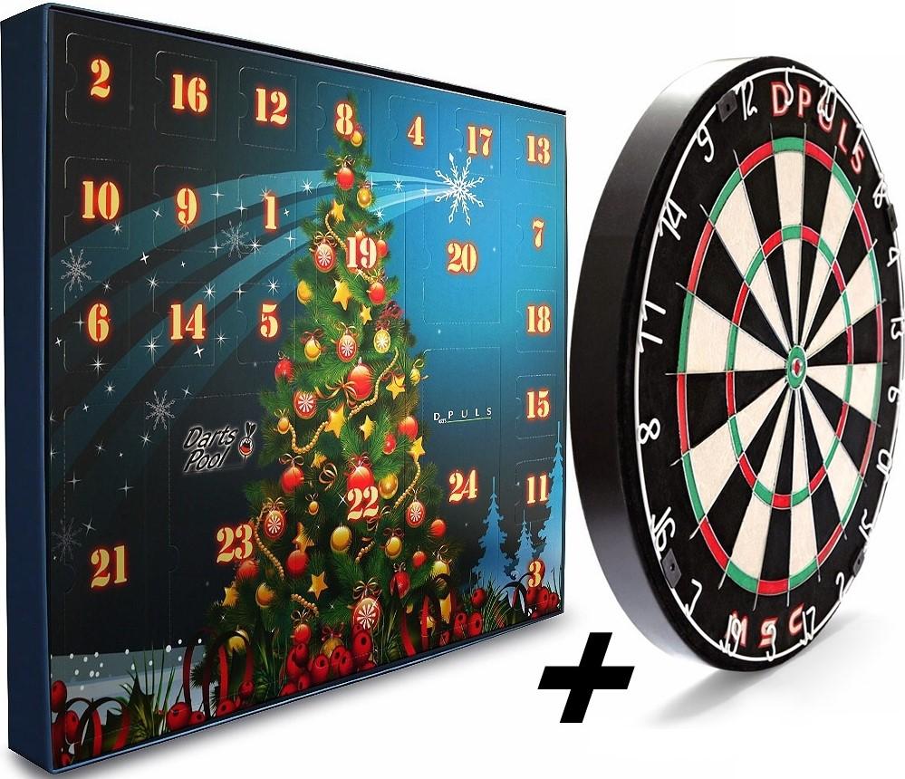 Darts Adventskalender 2021 Standard Version