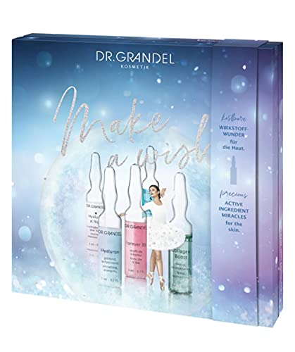 Dr. Grandel Adventskalender befüllt mit 25 Wirkstoffampullen a 3 ml