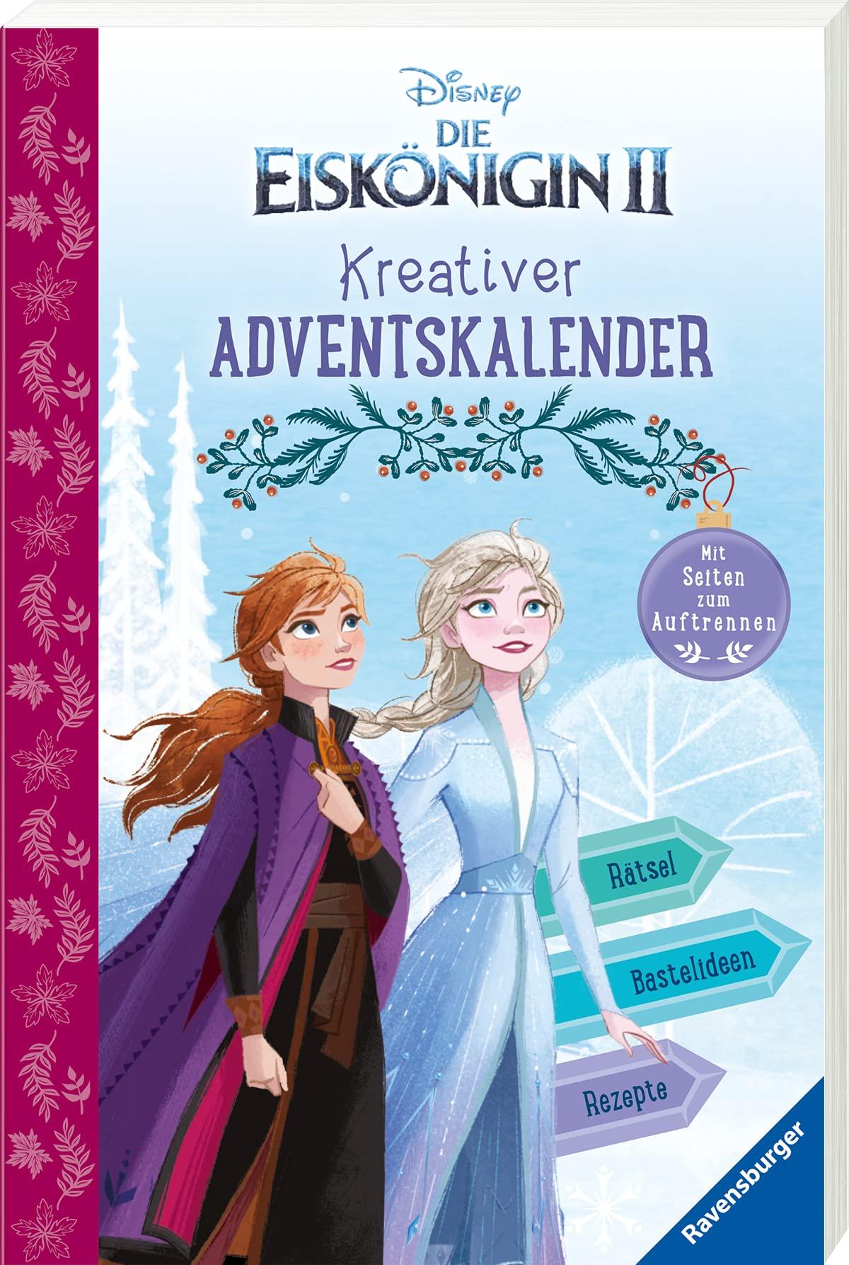 Eiskönigin 2 Adventskalender (Disney)