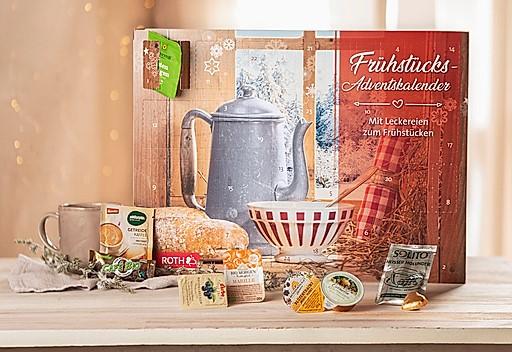 Frühstücks Adventskalender 2021
