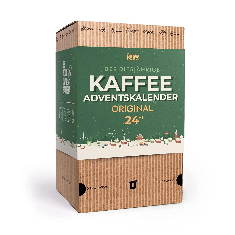 Gourmet Kaffee Adventskalender 2021