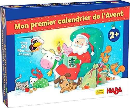 HABA - Weihnachten auf dem Bauernhof – ab 2 Jahren, bunt