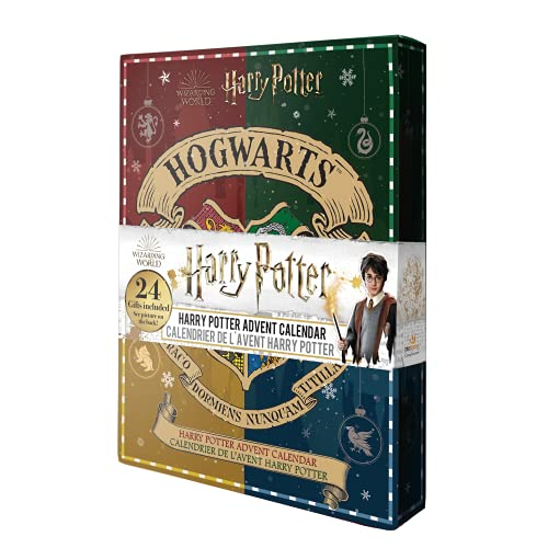 Cinereplicas Harry Potter - Adventskalender 2021 - Offizielle Lizenz