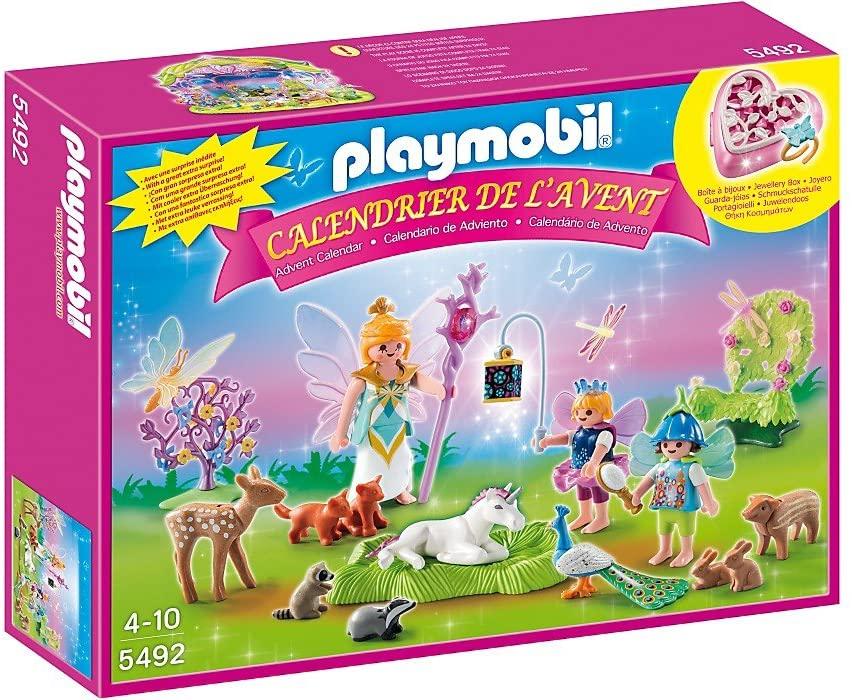 Playmobil Adventskalender Einhorngeburtstag im Feenland
