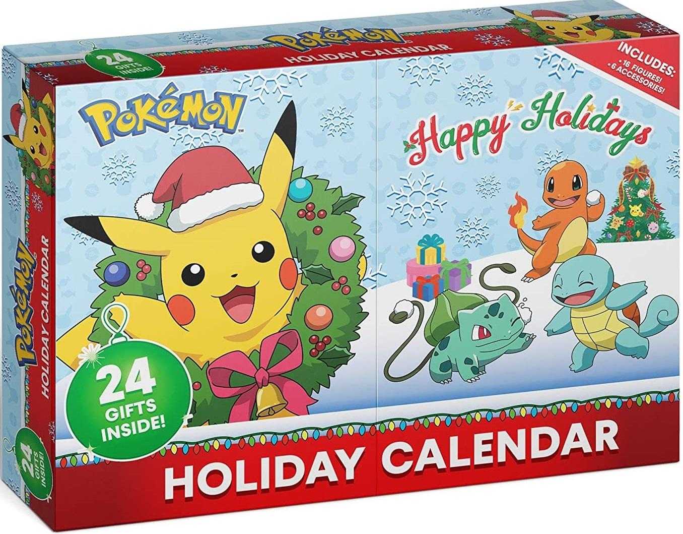 Pokemon Adventskalender