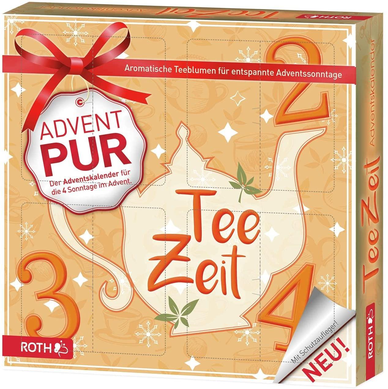 ROTH Adventskalender PUR 'Teezeit'
