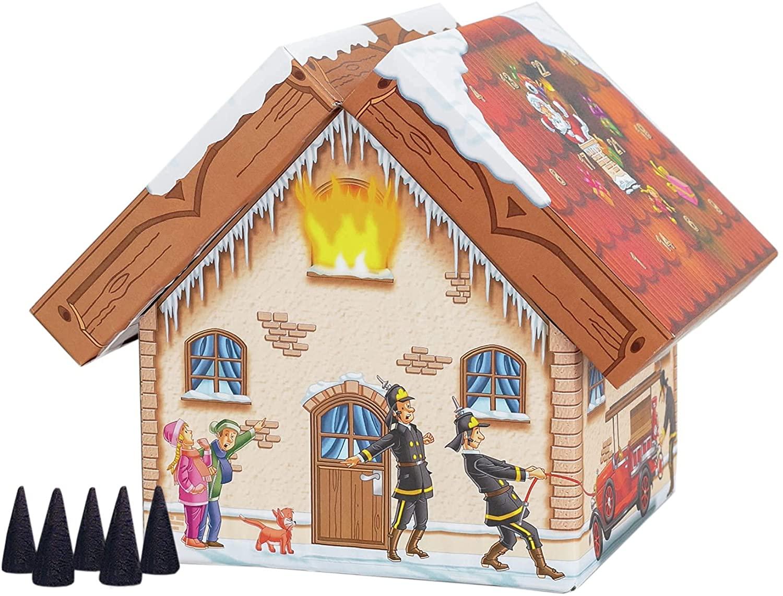 ROTH Feuerwehr Räucherhaus