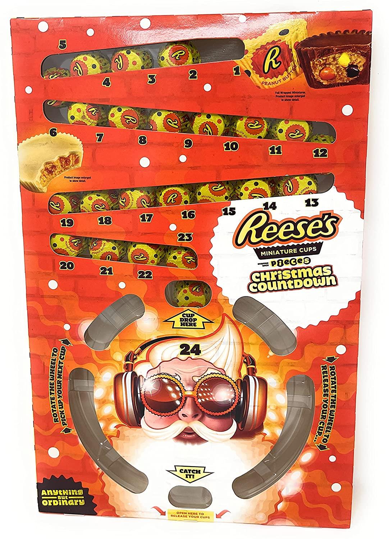 Reese's Pieces Gravity Adventskalender