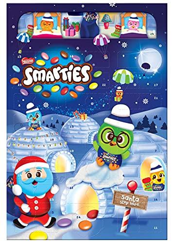 Nestlé SMARTIES Adventskalender, 193,9g