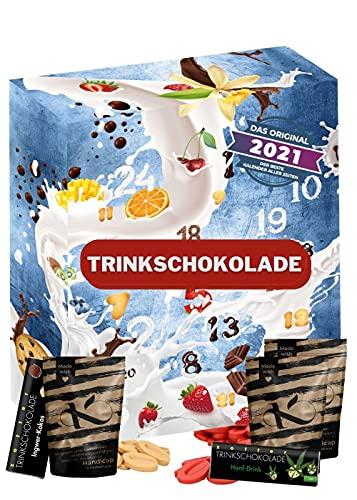 Trinkschokoladen Adventskalender – Boxiland – detail 1