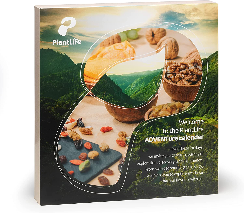 PlantLife Veganer Adventskalender kalender