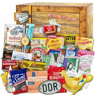 DDR Snack adventskalender thumbnail