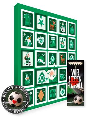 SV Werder Bremen Adventskalender thumbnail