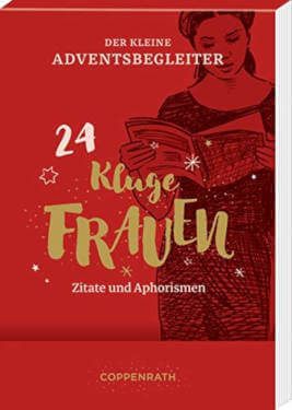 Adventsbegleiter 24 kluge Frauen thumbnail