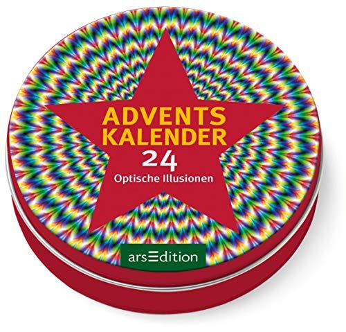 Adventskalender 24 Optische Illusionen