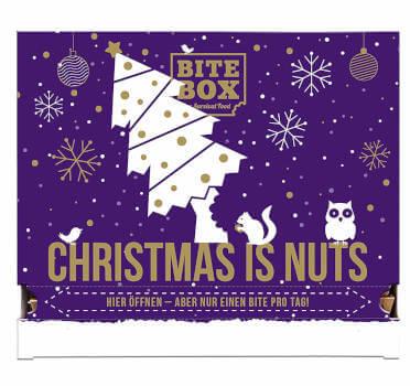 Adventskalender Christmas is nuts