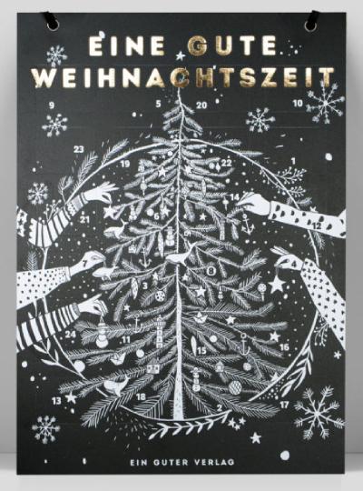 Adventskalender Eine gute Weihnachtszeit