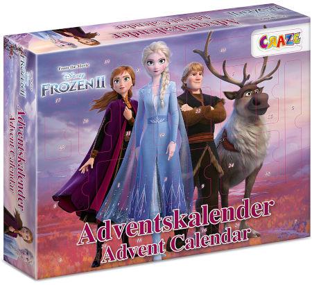 Adventskalender Frozen II 2020