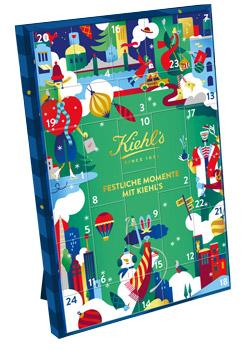 Kiehl's Adventskalender für Männer 2019