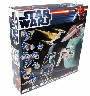 Adventskalender Star Wars Revell 2019