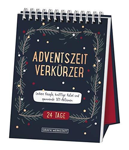 """Adventszeitverkürzer """"DIY"""": Adventskalender"""