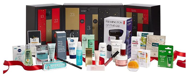 Amazon Beauty Adventskalender 2021