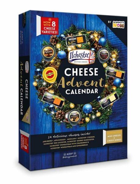 amazon Ilchester Cheese Adventskalendar