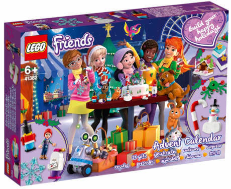 amazon LEGO Friends Adventskalender 2019
