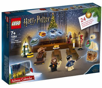 amazon Lego Harry Potter Adventskalender 2019