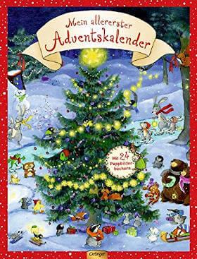 Amazon Mein allererster Adventskalender Pappbilderbücher