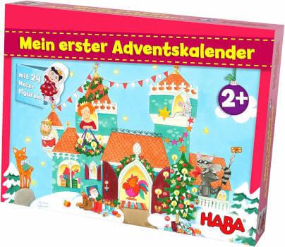 amazon Prinzessinnenschloss Adventskalender Haba
