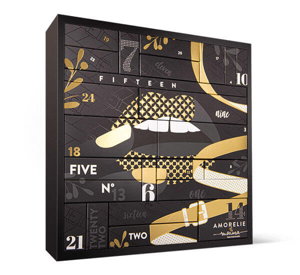 Amorelie Adventskalender Luxury 2019