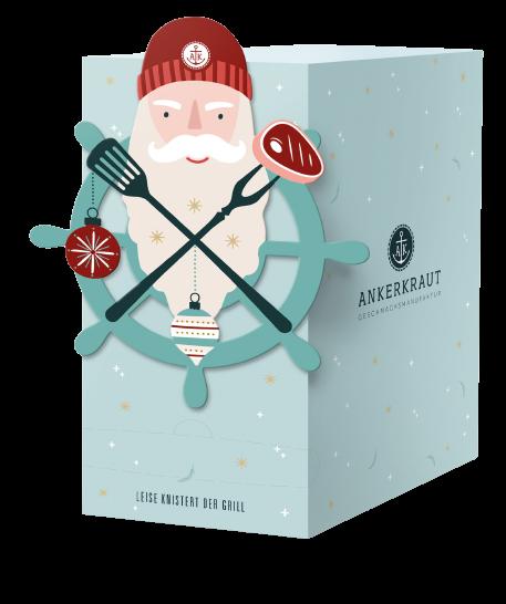 Ankerkraut BBQ Kalender 2021