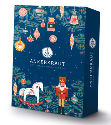 Ankerkraut Premium Adventskalender