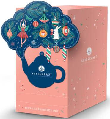Ankerkraut Tee Adventskalender 2020