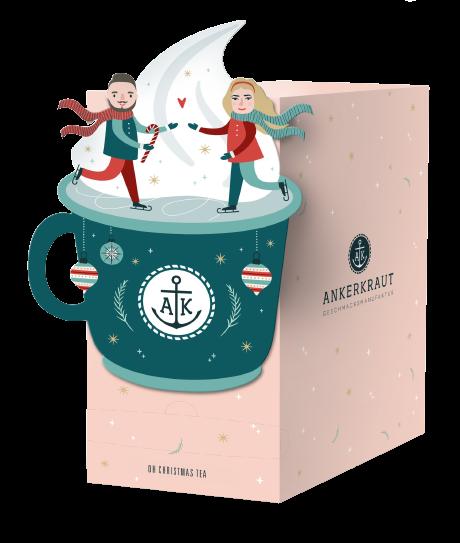 Ankerkraut Tee Adventskalender 2021