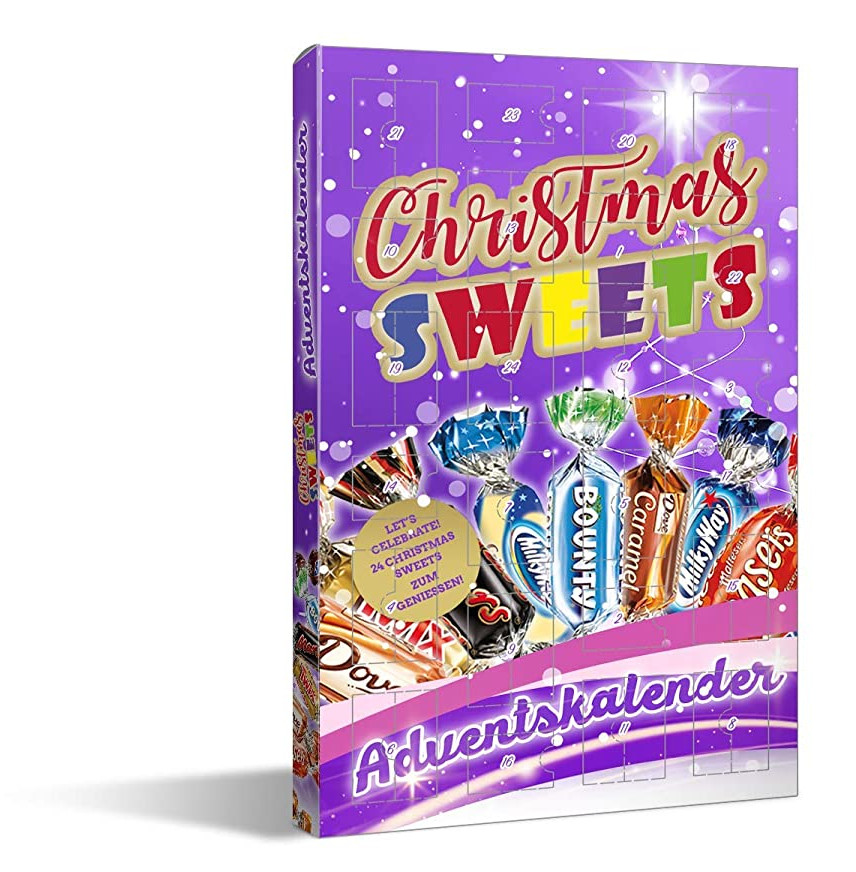 """Celebrations"" Adventskalender"