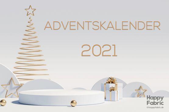 HappyFabric Adventskalender 2021