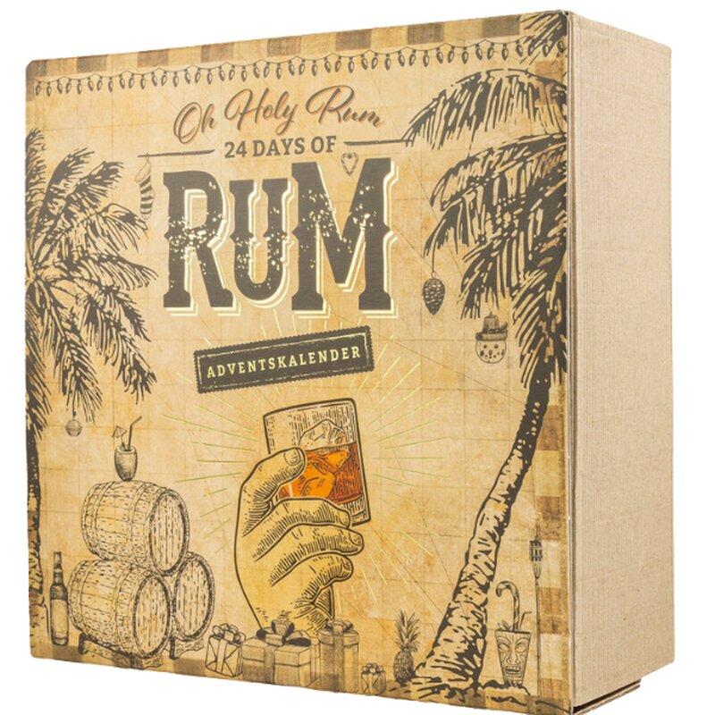 Oh Holy Rum Adventskalender