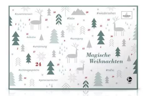 Schuback Marken-Beauty-Adventskalender