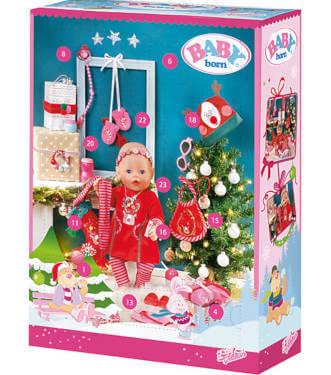 Baby Born Weihnachtskalender thumbnail