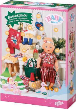 Baby Born Adventskalender thumbnail