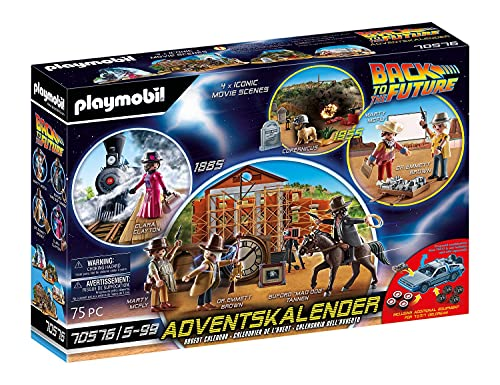 """Adventskalender """"Back to the Future Part III"""""""