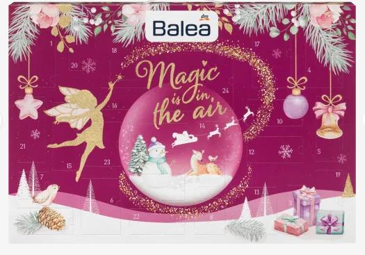 """Balea Adventskalender """"Magic is in the air"""" 2021"""