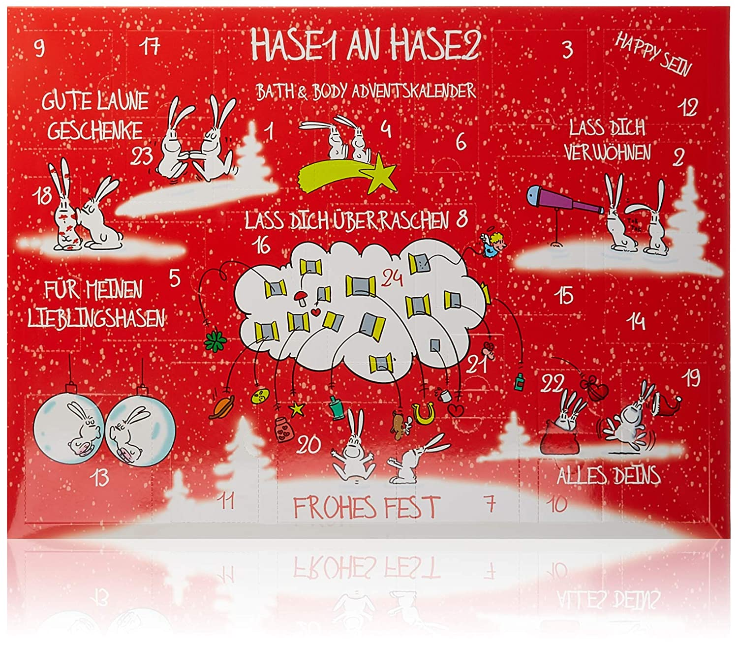 Bath & Body Hase1 an Hase2 – accentra – detail 2